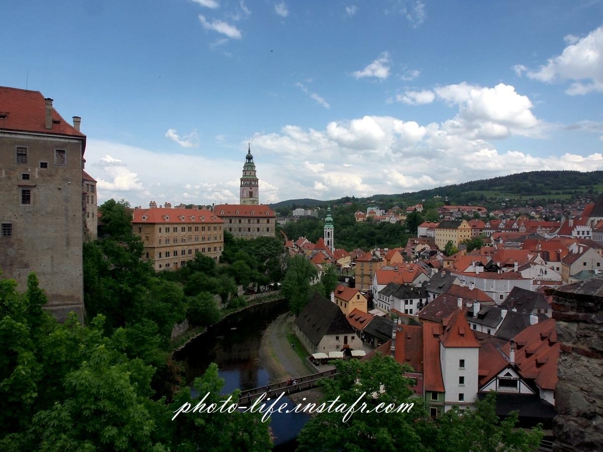 M.ZUIKO 12-50mm + 初代E-M5でチェコの美しい街、チェスキー・クルムロフを撮影