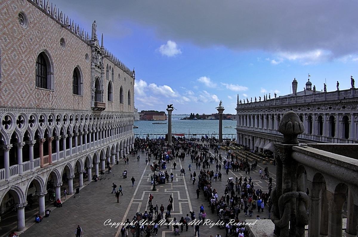ヴェネツィア・ドゥカーレ宮殿