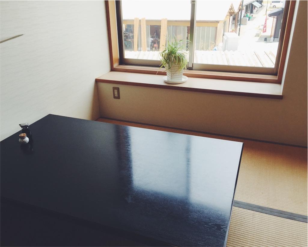 河太郎 2階座敷