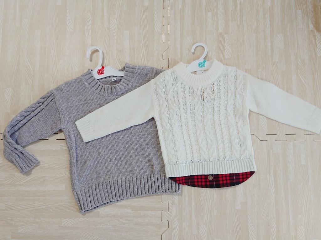 子供服 セーター