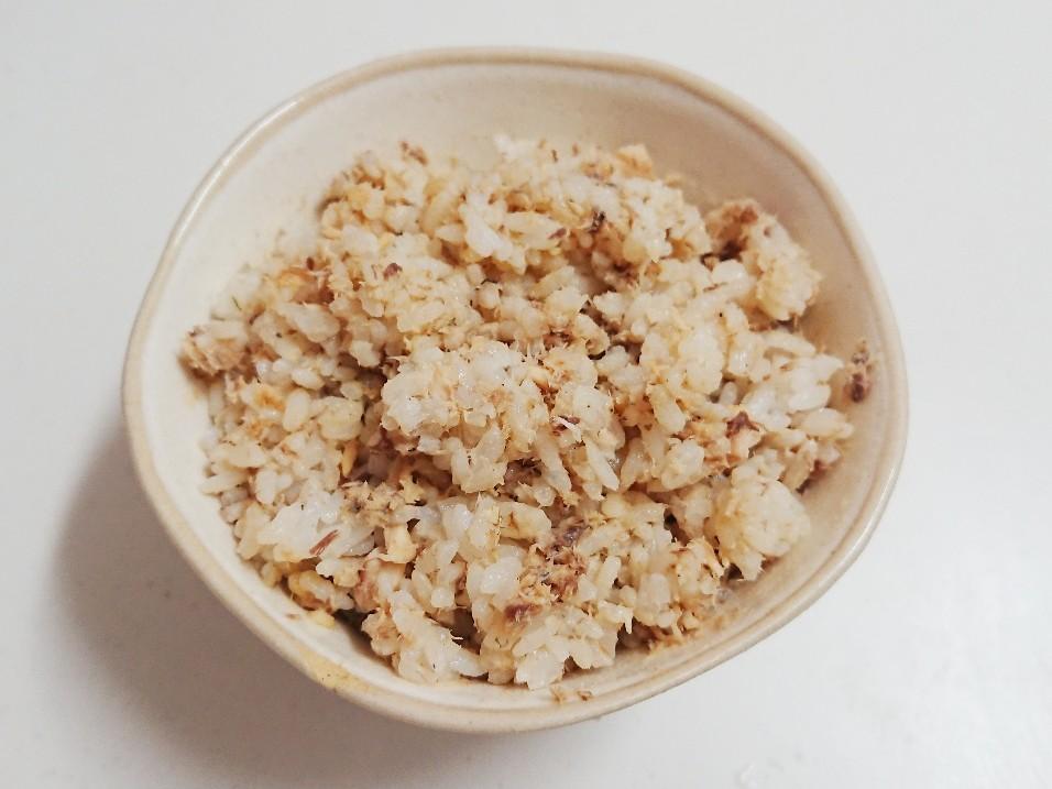 鯖の混ぜご飯