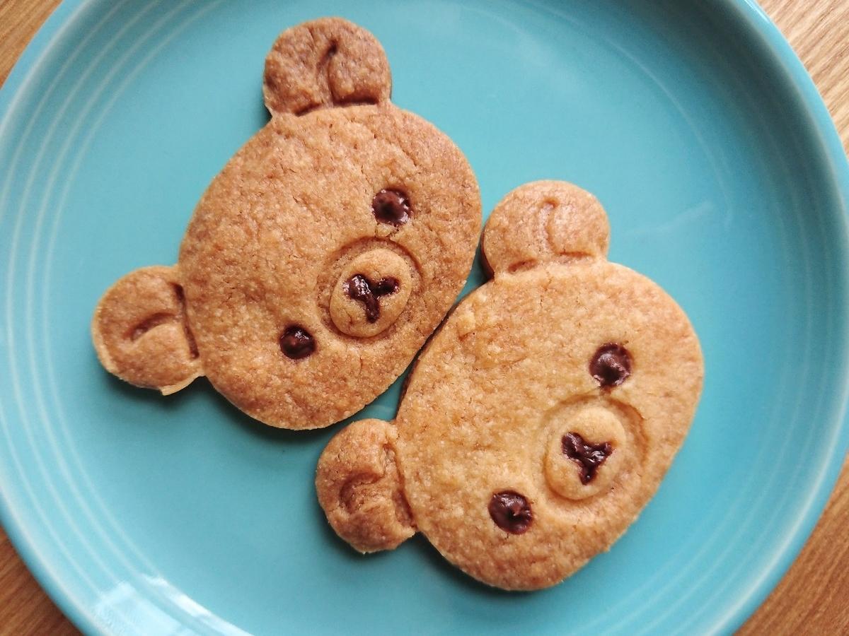 リラックマクッキー
