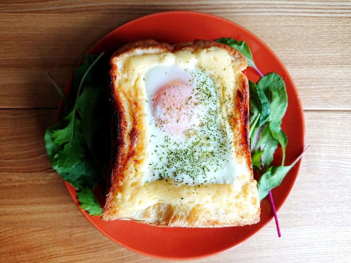ラピュタパンと野菜