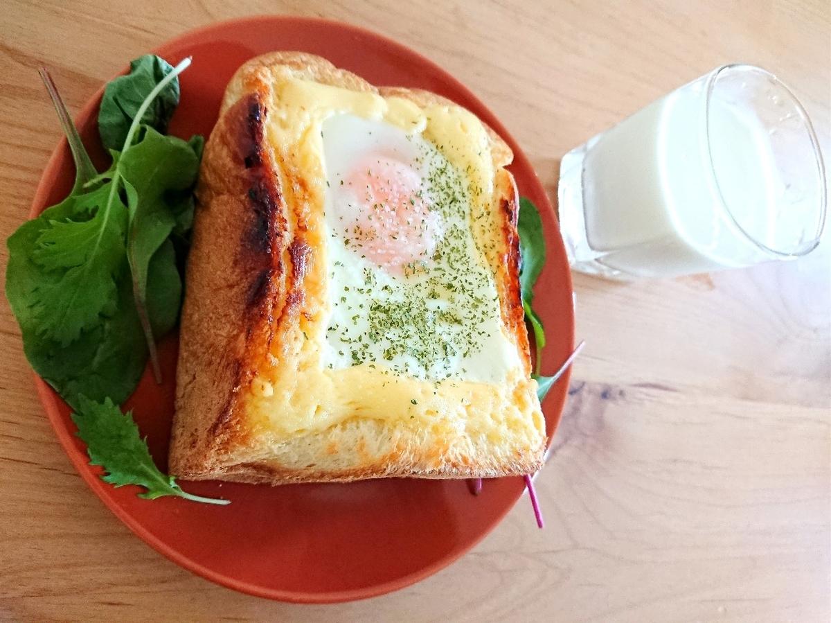 牛乳 ラピュタパン
