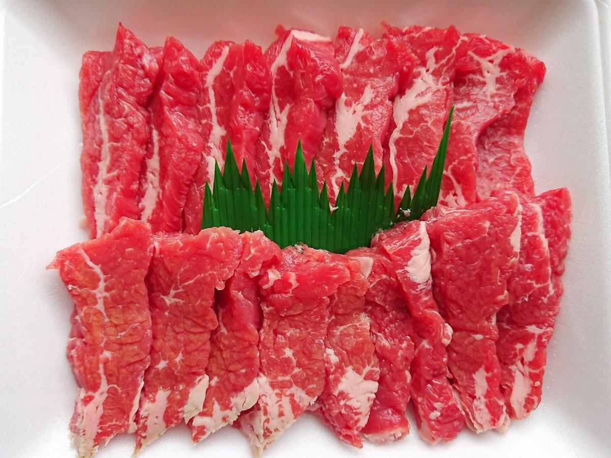 牛肉 カルビ