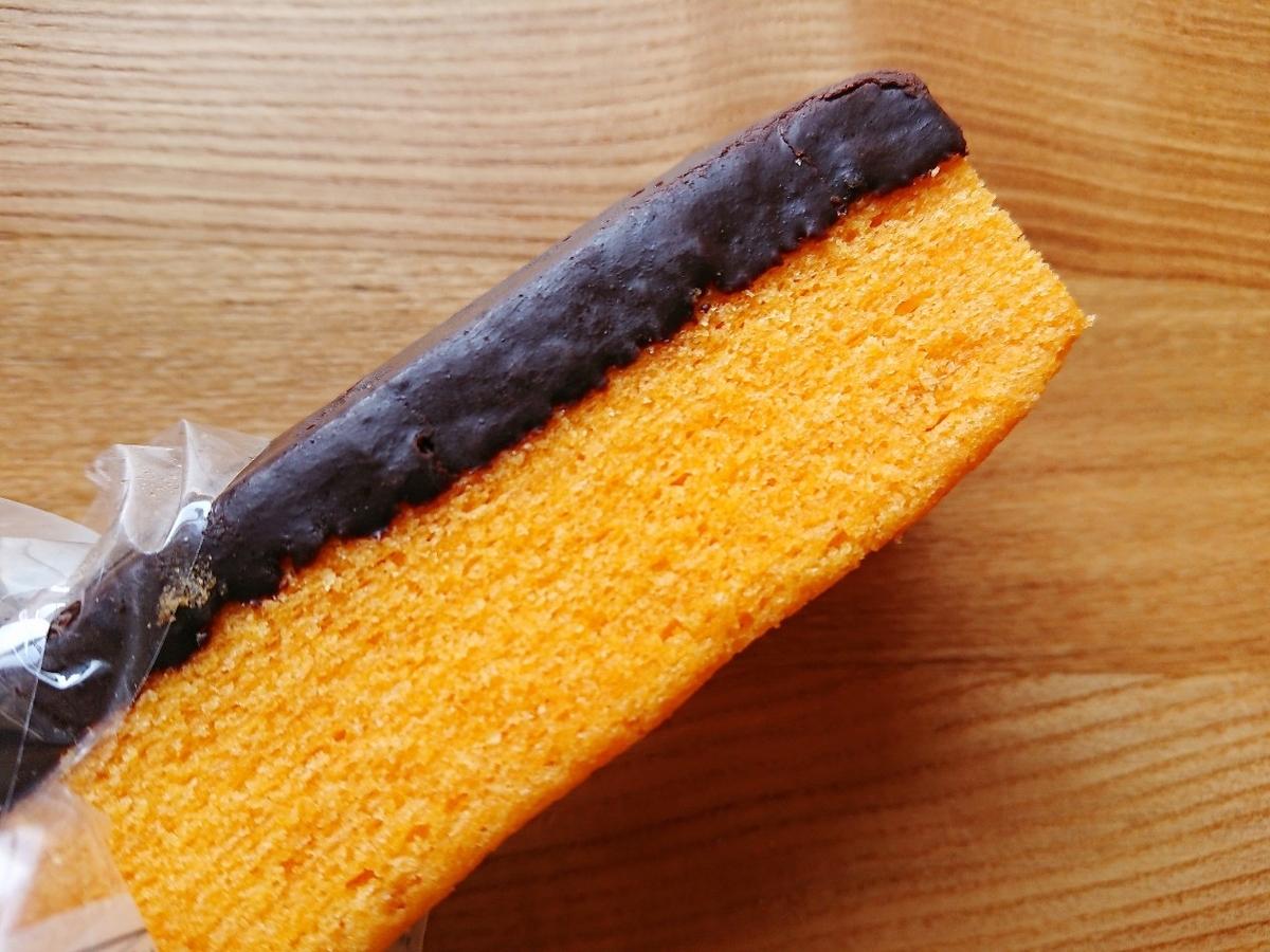 チョコがけオレンジバウム