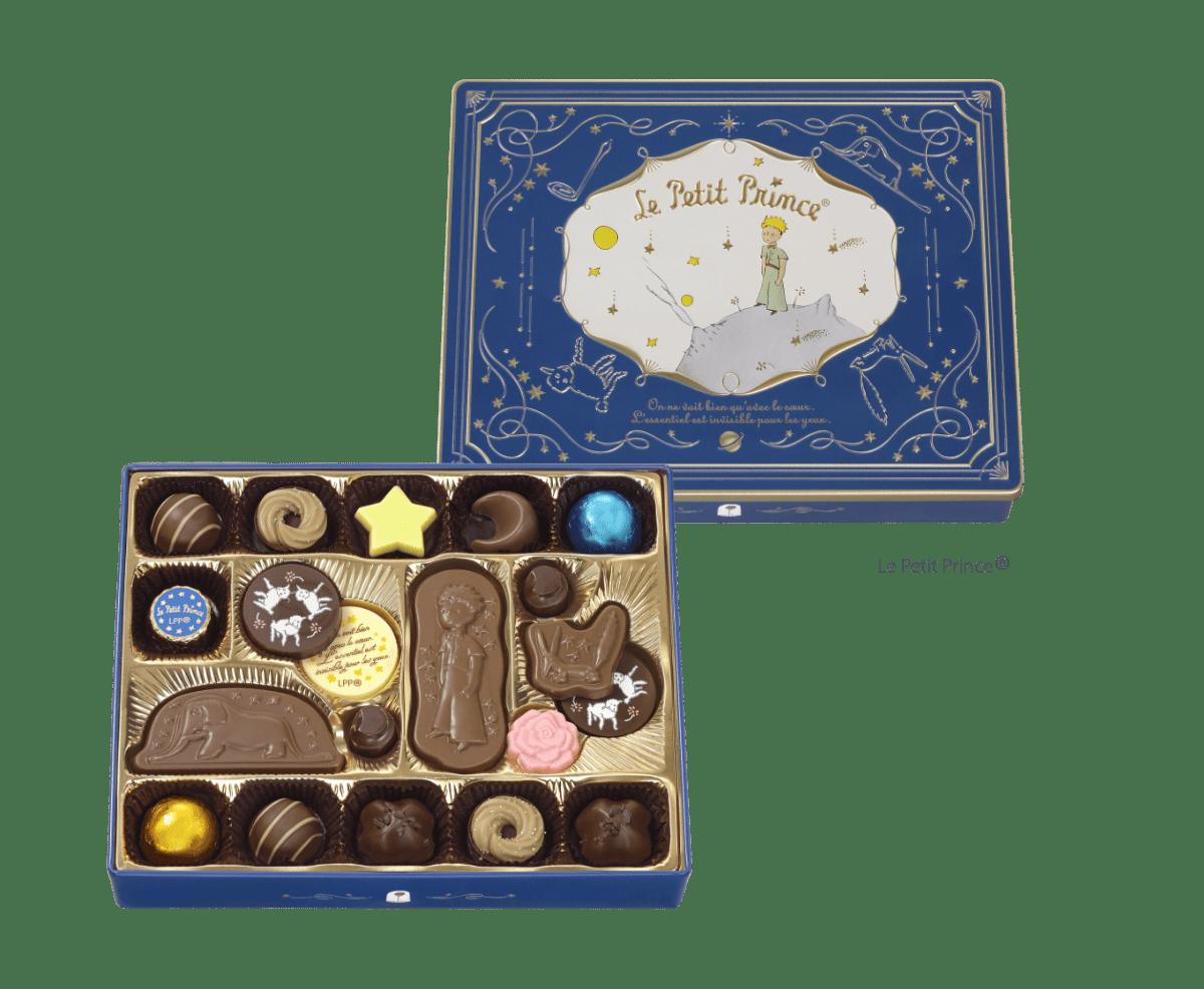 星の王子さまアソートチョコレート