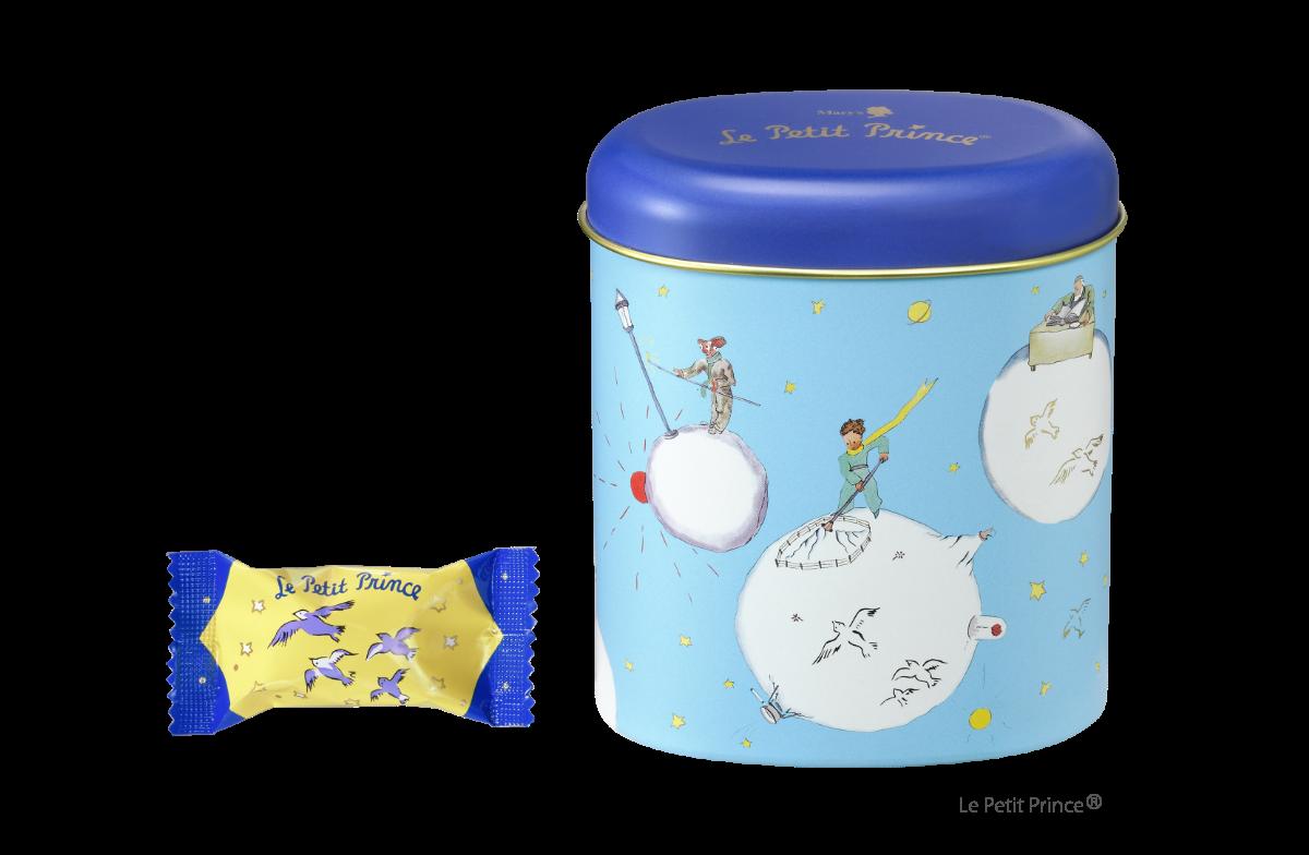 星の王子さまチョコレート缶