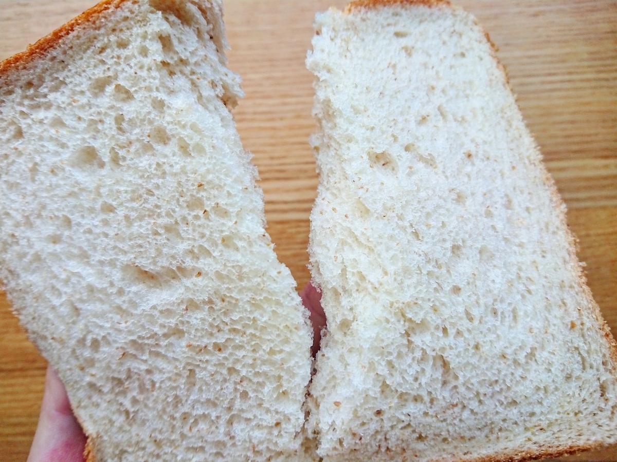 全粒粉 食パン