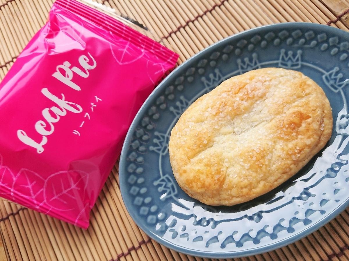 塩チョコリーフパイ