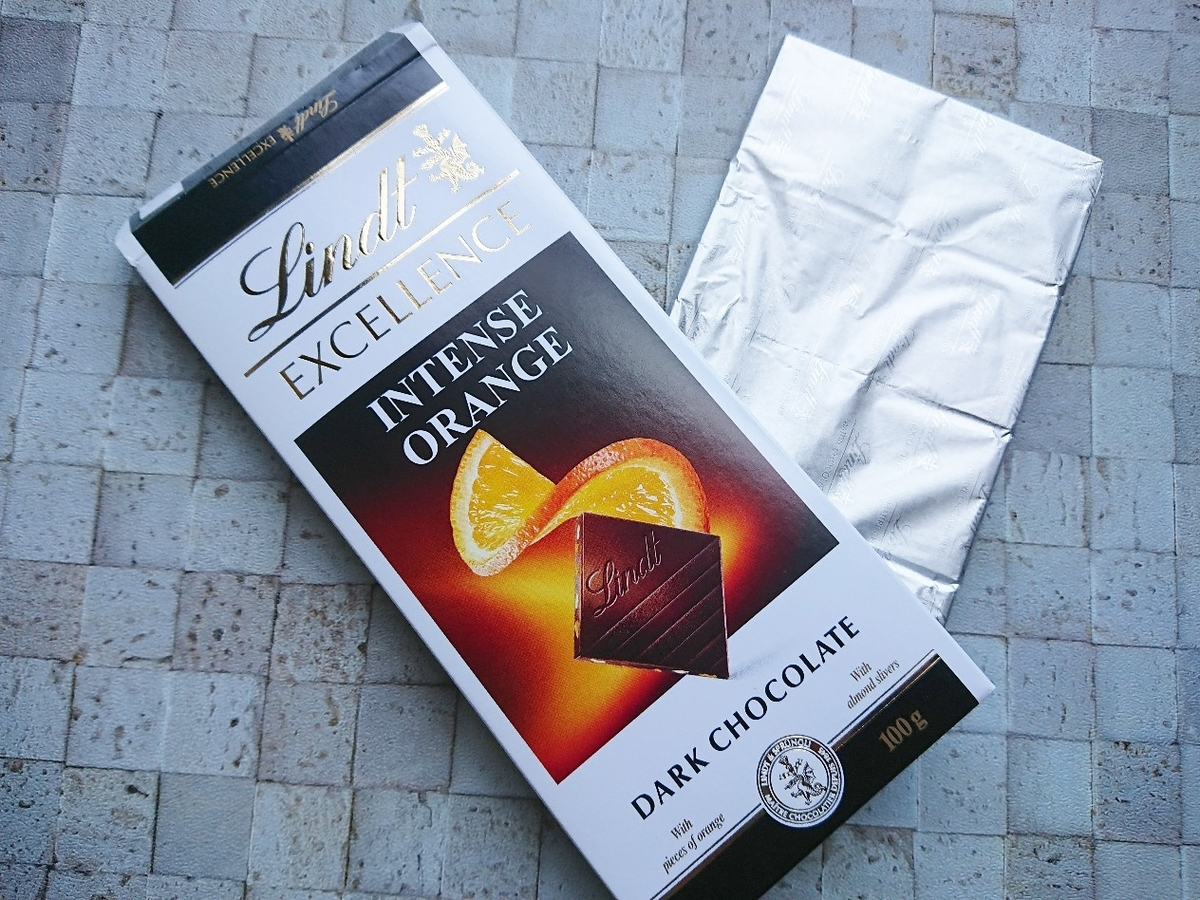 リンツ チョコレートの中身