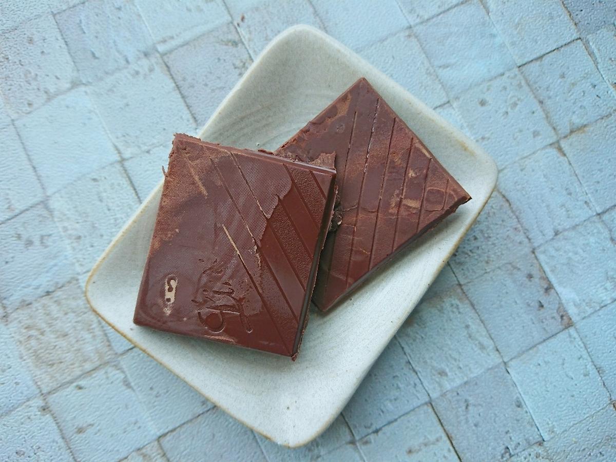 リンツチョコレート 板チョコ