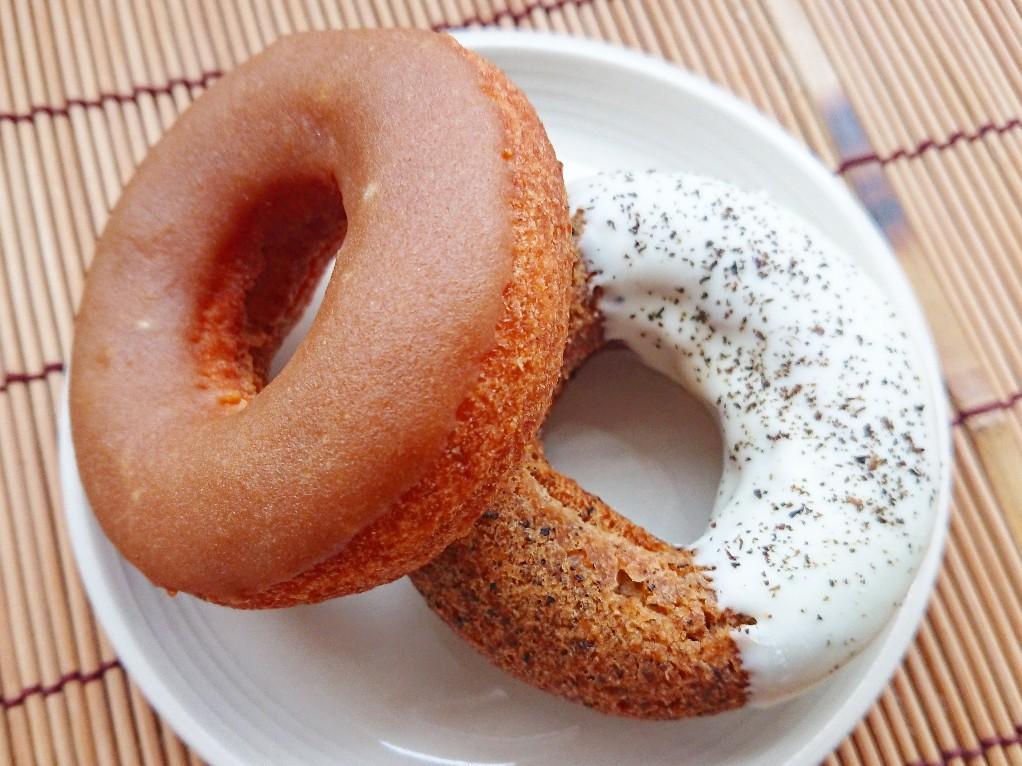 塩キャラメル ミルクティドーナツ