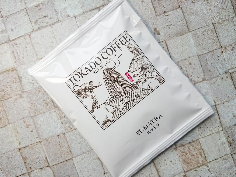 豆香洞 スマトラ マンドリン ドリップコーヒー