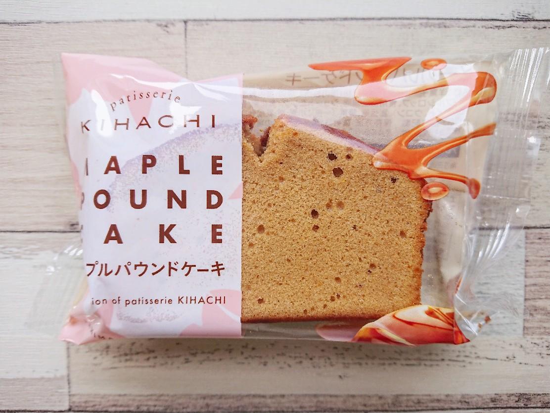 キハチ メープルパウンドケーキ