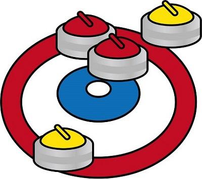 冬季五輪イメージ カーリング