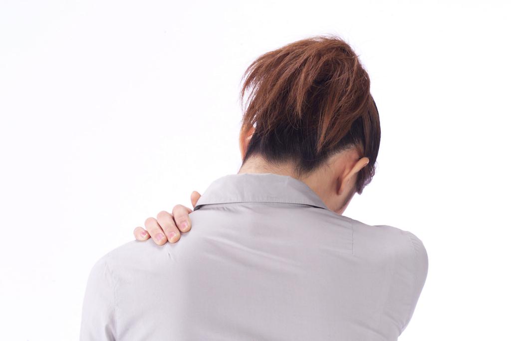 石灰沈着性腱板炎による痛み