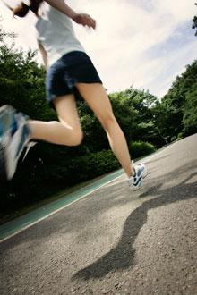 体質改善には運動が効果的