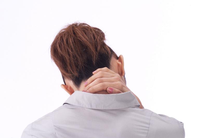 顎関節症に関連する首の筋肉