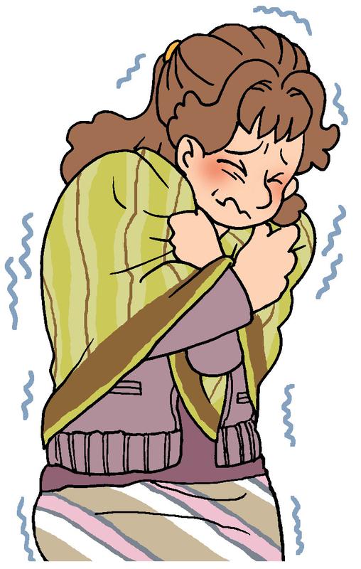 顎関節症に対する気温の影響
