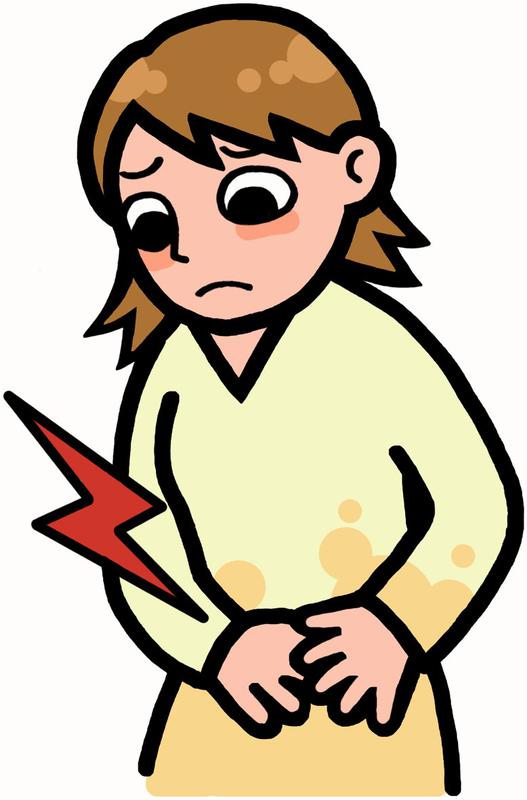 不妊症の原因瘀血