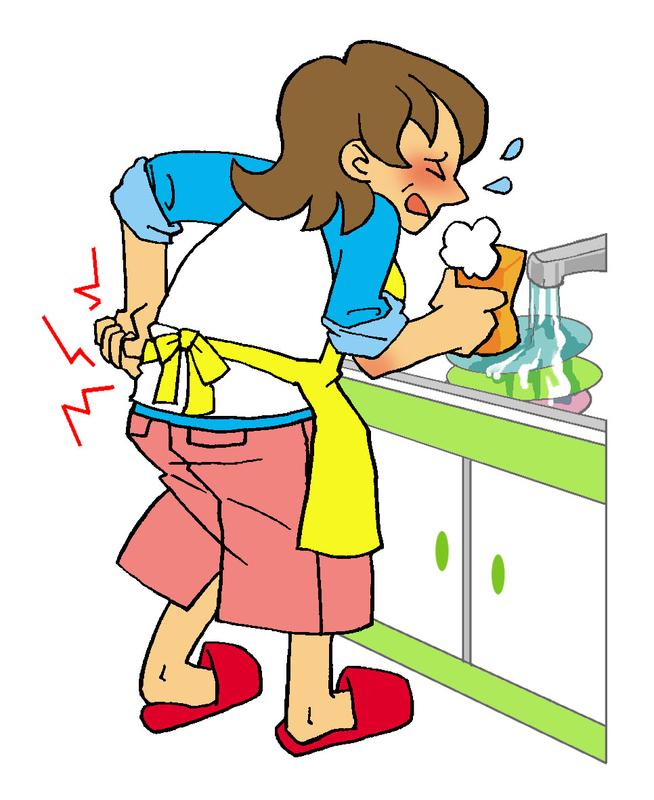 腰痛=背筋を鍛える!?