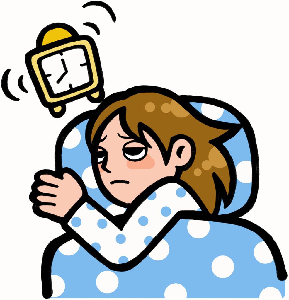 カフェインによる睡眠障害