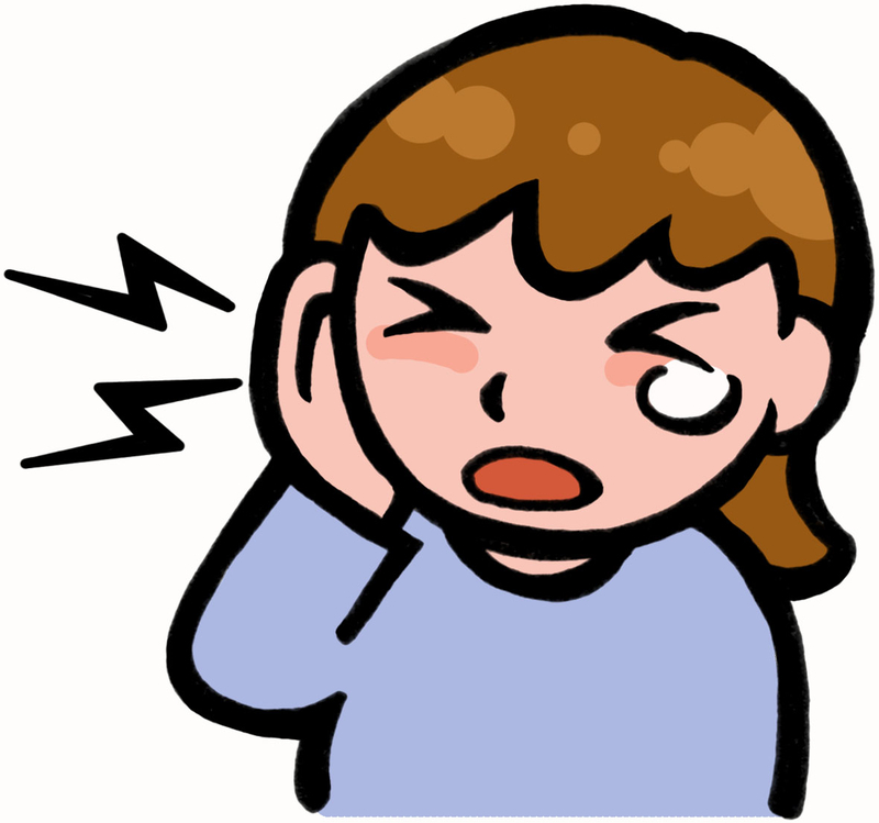 ブラキシズムによる顎関節症の発症