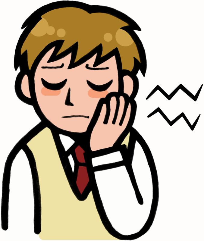 顎関節症の関連痛