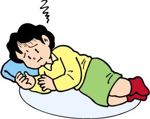 朝起きた時の腰痛