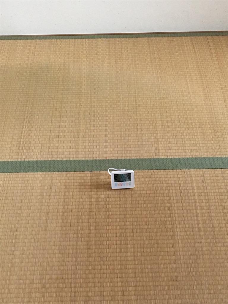 温湿度計 設置