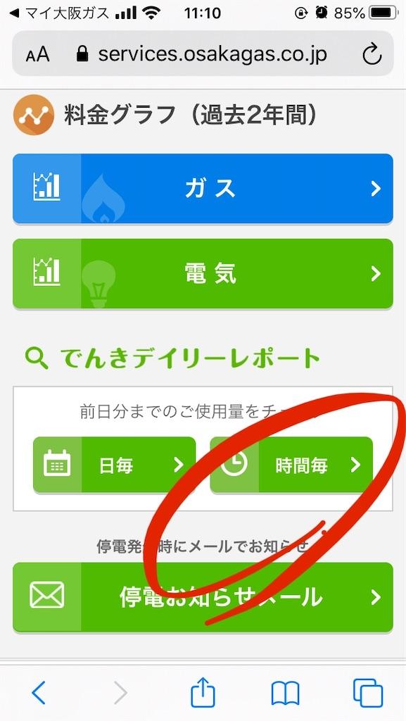 大阪ガスデイリーレポート
