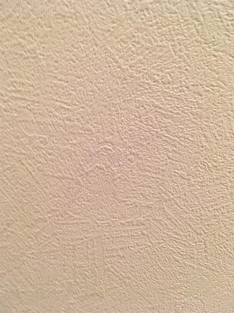クレヨンを綺麗に掃除できた壁紙