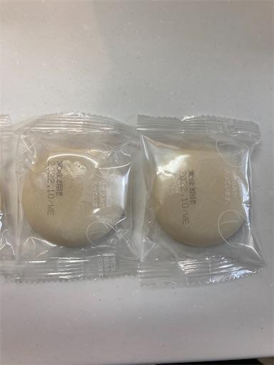 個包装のパック餅