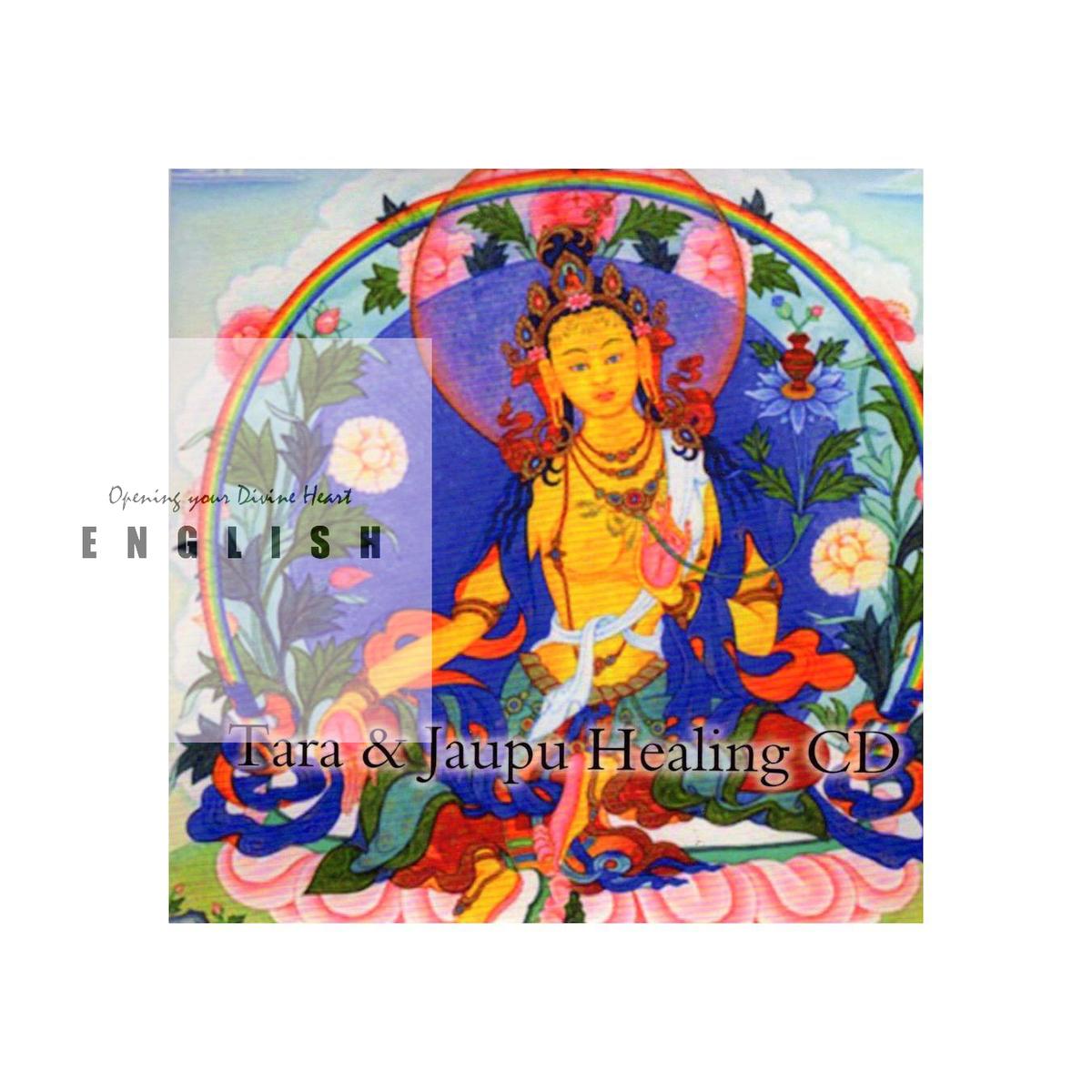 TARA & JAUPU HEALING CD - Meditation CD