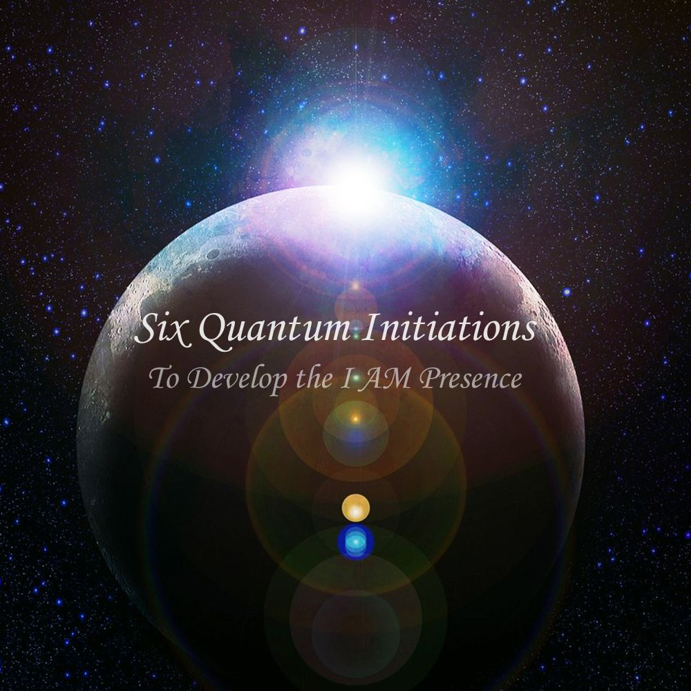 6 QUANTUM INITIATIONS - Channeling CD