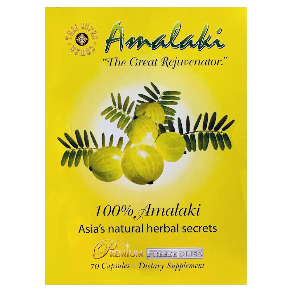 Thai Super Herb : Amalaki (Amla)