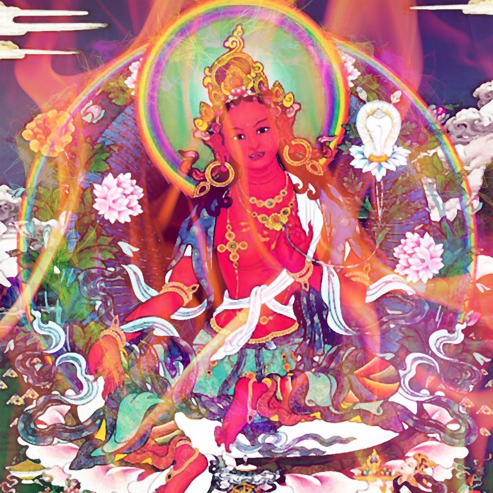 Fire Mantra & Advanced Red Tara Workshop