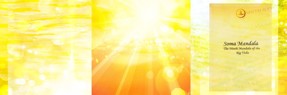 Soma Mandala (The 9th Book of Rig Veda) Study Program