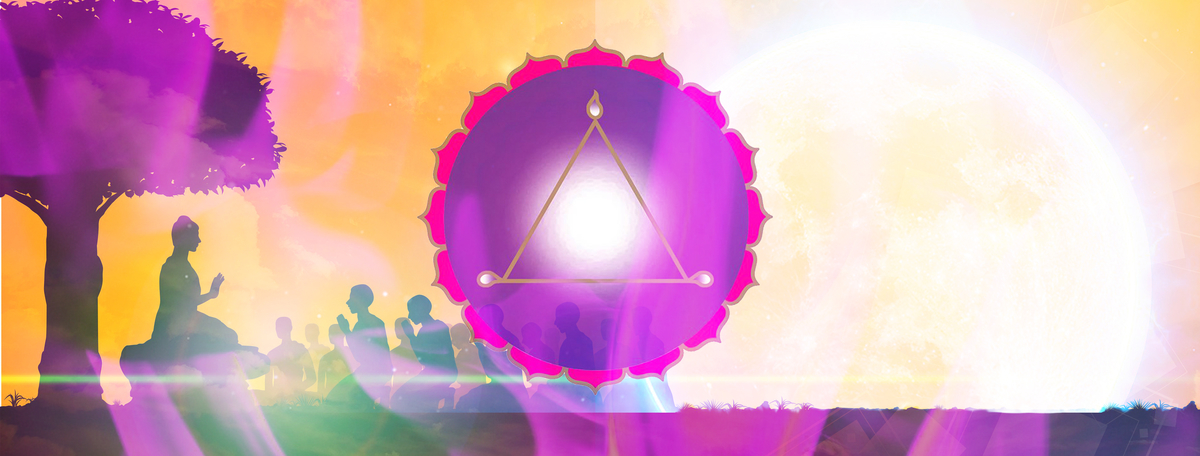 Violet Fire Special Initiation For Mahapuja