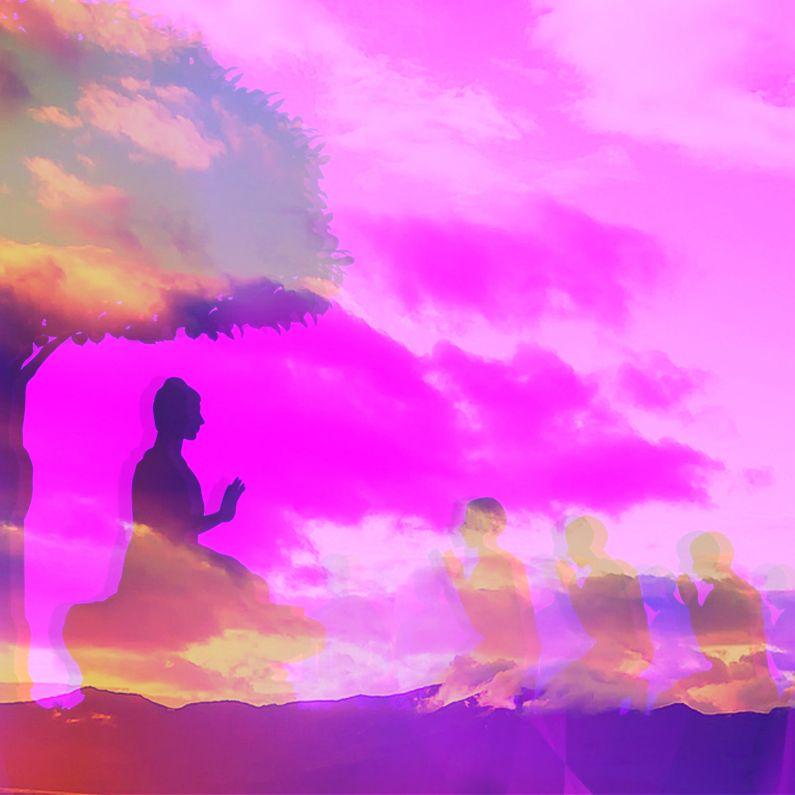 万仏節 ヴァイオレット・ファイア瞑想 特別伝授