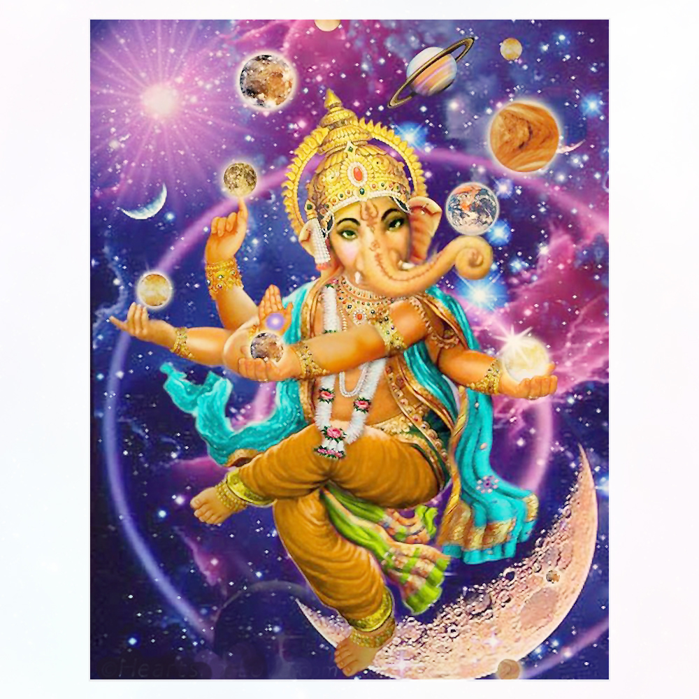 Bob Fickes Upgrade Dancing Ganesh Workshop