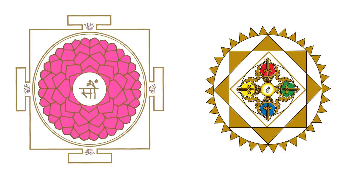 Uniting Diamond & Lotus Meditation