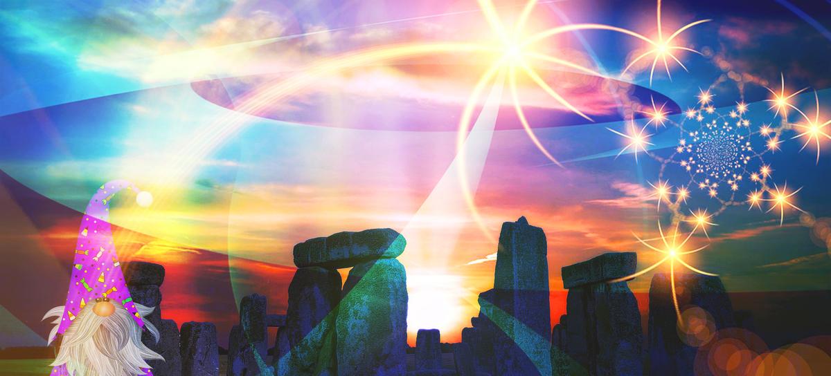 Ascended Master Merlin Halloween Special Treat and Meditation Workshop