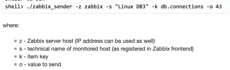 zabbix senderの使い方