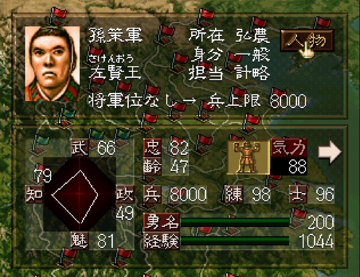 三国志Ⅴ 左賢王