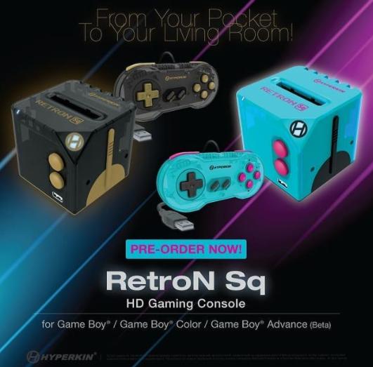 Retron Sq