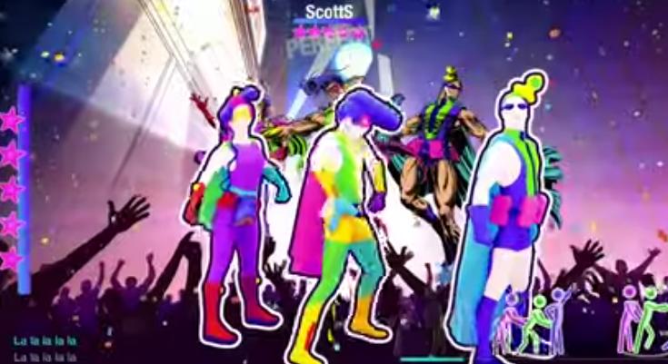 ダンスゲーム『Just Dance 2021』にエミネム『Without Me by』の曲が入ってます。