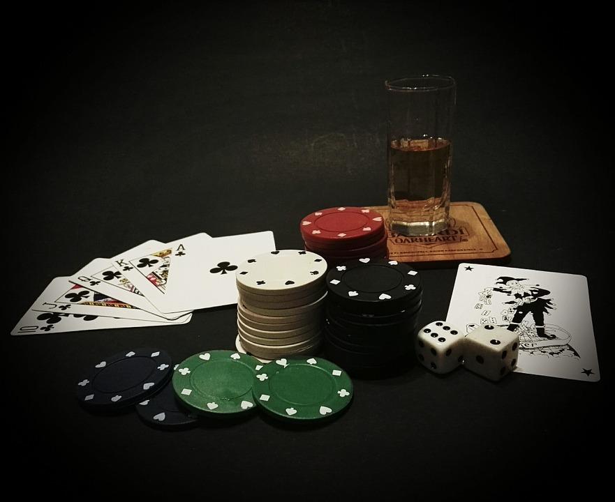 Intensitas Kekuatan Poker Menampung Deposit
