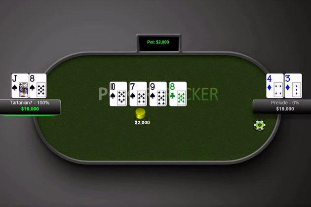 Proses Optimasi Poker Menuju Tahap Akhir